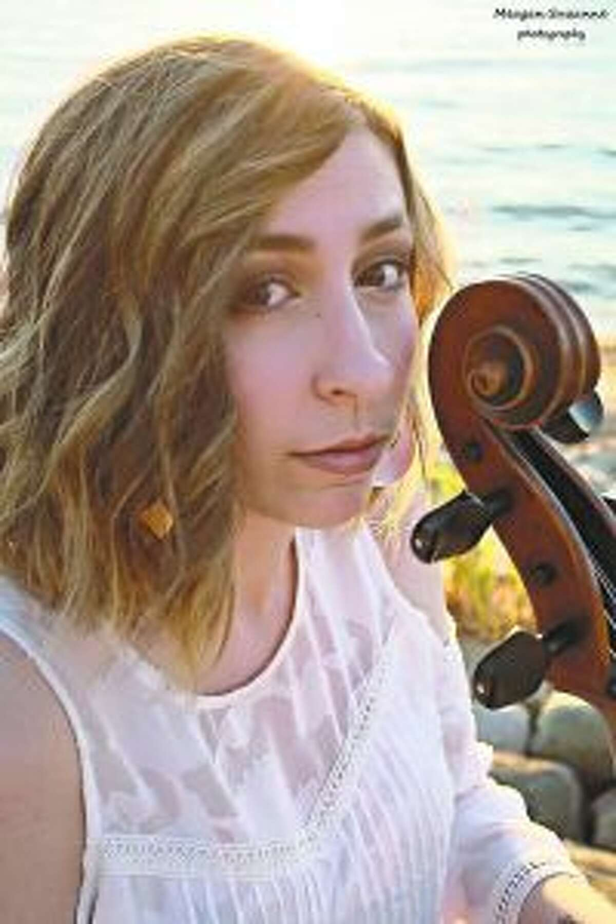 Benzie Area Symphony Orchestra will launch its 2019 summer season at 4 p.m. on Sunday at the Benzie Central High School Auditorium. The event will feature cellist Carrie Brannen. (Courtesy photo)