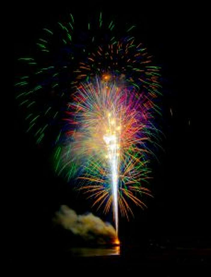 People are reminded to use caution with fireworks this holiday. (Courtesy Photo/David Navadeh Photography)