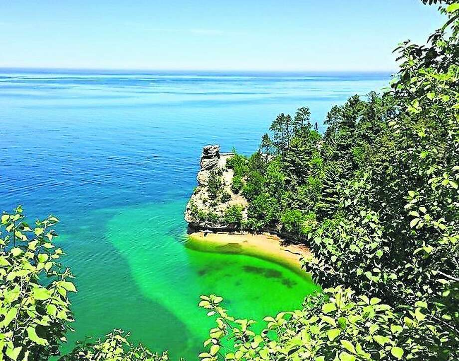 Clear views like this one at Pictured Rocks National Lakeshore could become harder to come by. Air pollution threatens 96 percent of national parks examined by The National Parks Conservation Association. (Courtesy Photo/National Park Service)