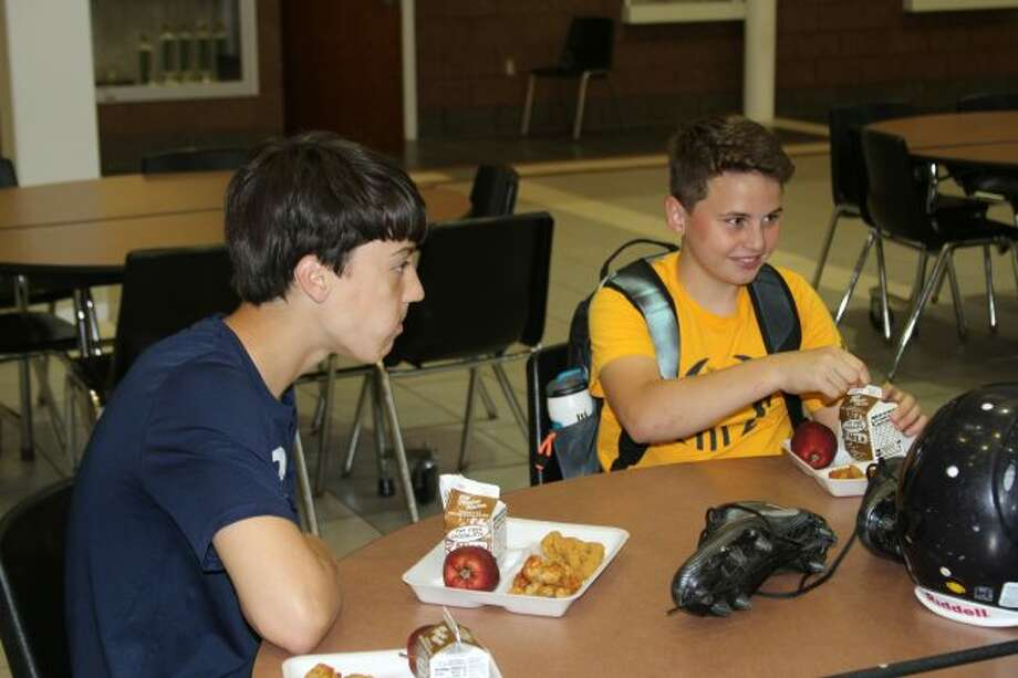 The free breakfast/summer lunch program at the Manistee Area Public Schools that is put on by the Michigan Department of Education and United States Department of Agriculture returns on Monday. It will only take place at Manistee High School this time with breakfast from 8:15 to 8:45 a.m. and lunch from 11:15 a.m. until noon.