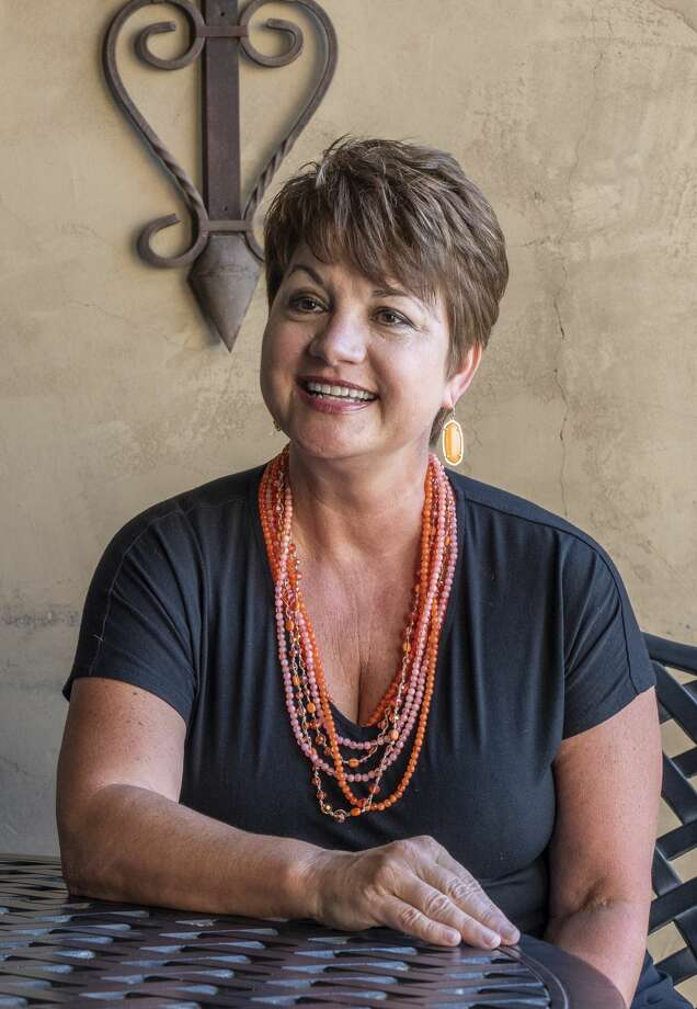 Sandra Woodley is celebrating two years as president of the University of Texas of the Permian Basin. Photo: Tim Fischer/Midland Reporter-Telegram