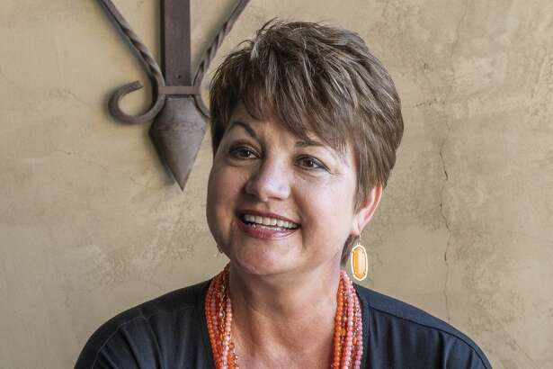 Sandra Woodley is celebrating two years as president of the University of Texas of the Permian Basin.