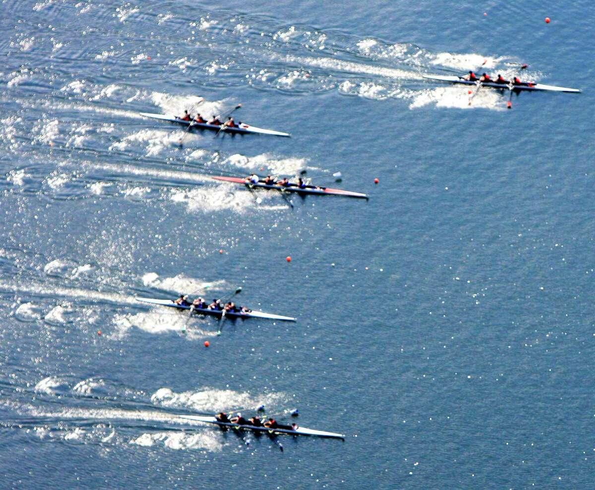 File photo of Lake Waramaug. Courtesy of The Gunnery