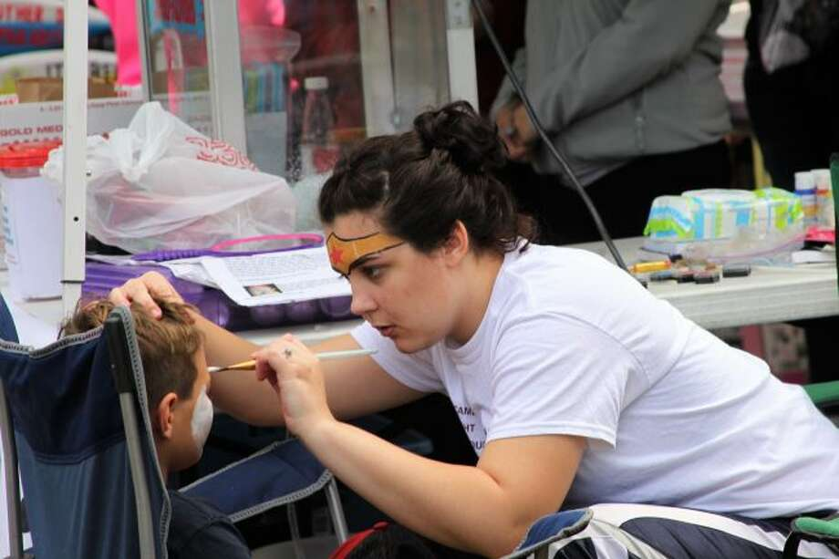 Brethren Days 2017 featured face painting fun for the kids. (News Advocate File Photo)