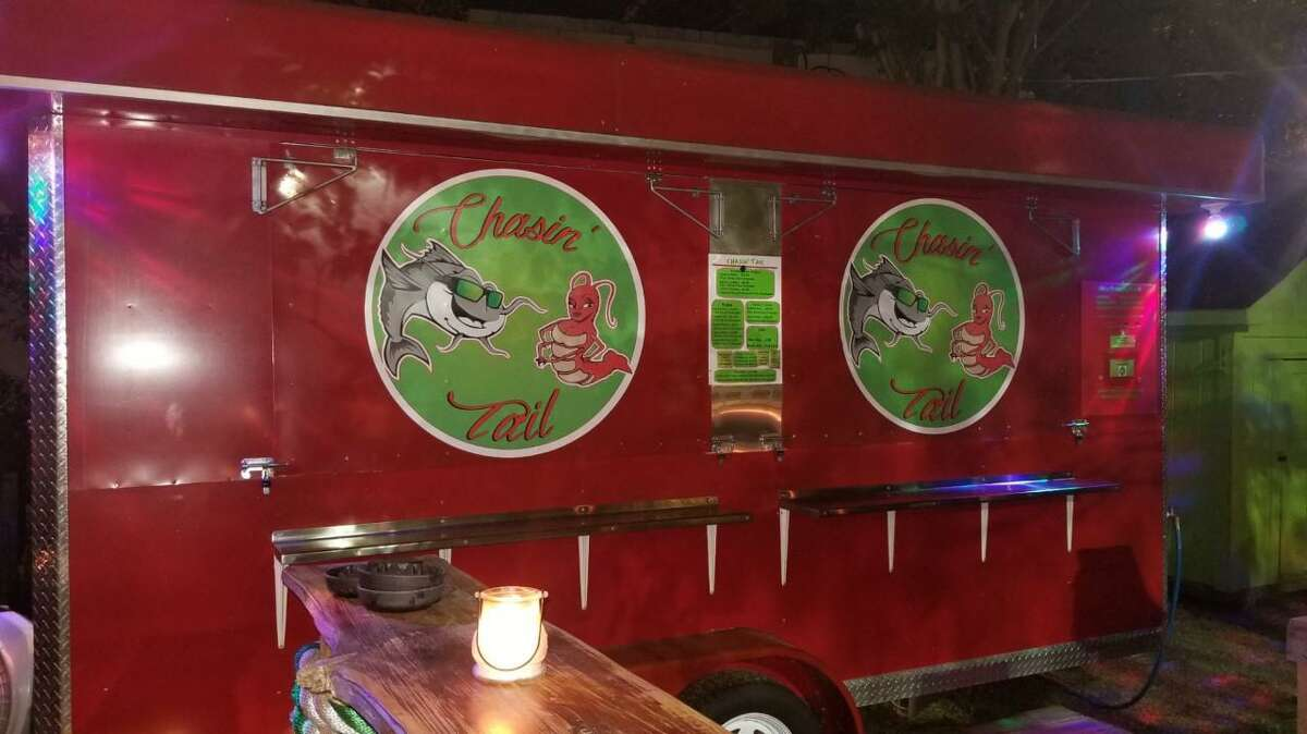 The Chasin' Tail food trailer, which was owned by Texas prison regional director Wayne Brewer and his wife, closed in July 2019 and will reopen as a burger joint under new ownership.