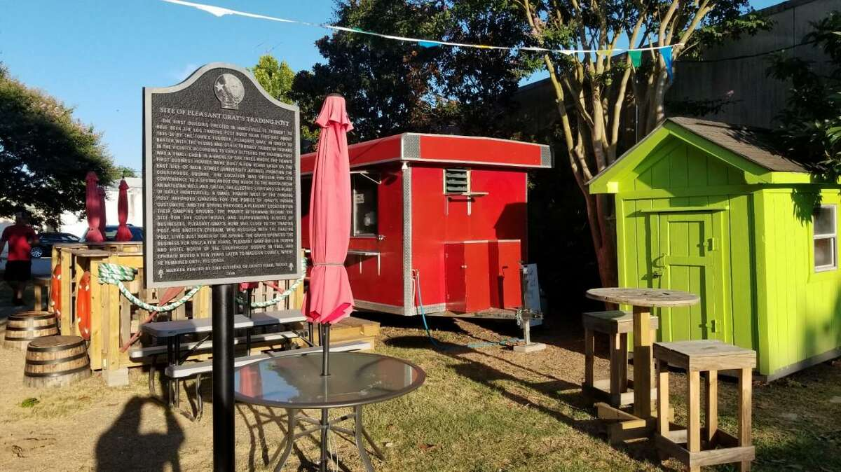 The Chasin' Tail food trailer in Huntsville closed in July 2019.