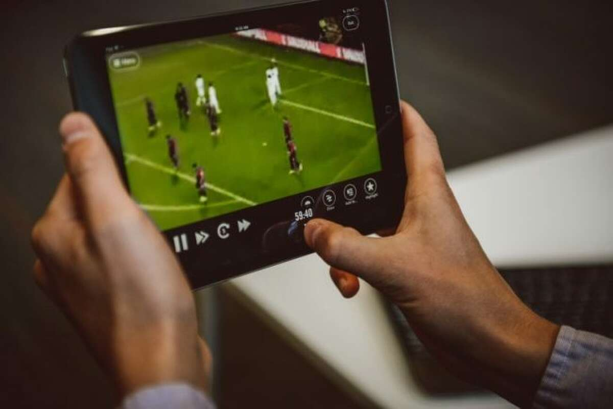Coaches at Manistee High School will get the opportunity to utilize technology through a program called Hudl this fall thanks to a new Wi-Fi hookup on the football field. The program will allow them instant access to replays and still photos that they show players during the course of a game by using iPads.