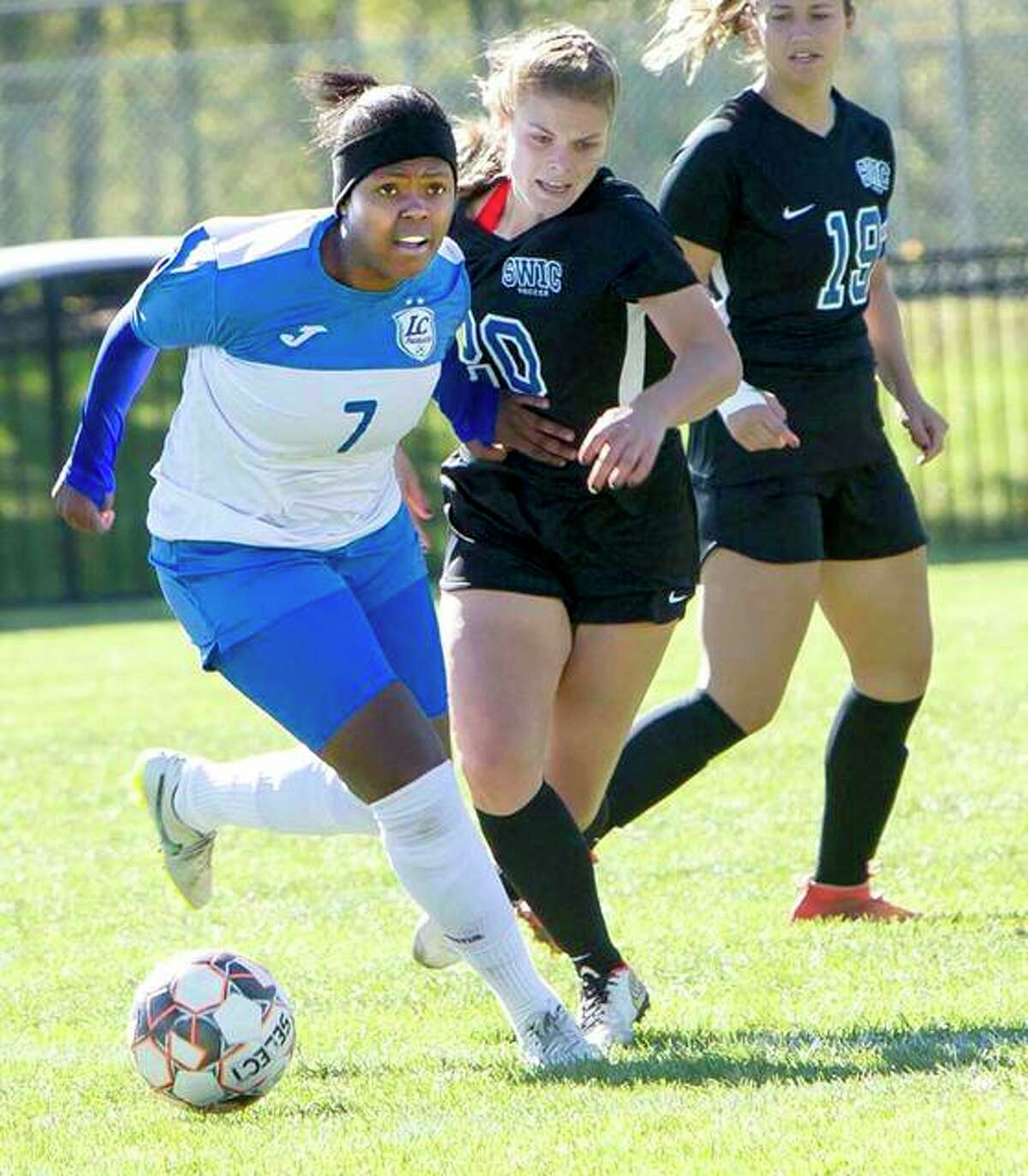 Midfielder Boitumelo Rabale, who scored 21 goals and had 29 assists last season, leads returning players as the two-time national champion Trailblazers begin official preseason practice Saturday.