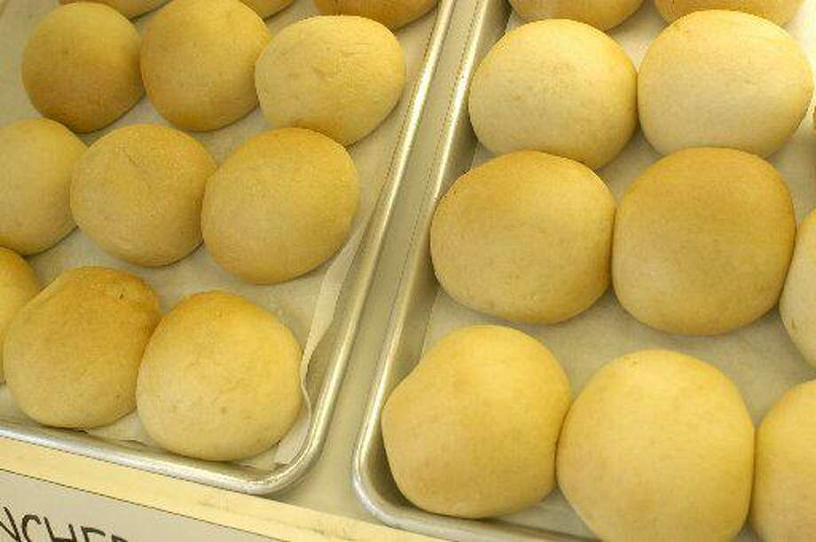 The Kolache Factory opening at Morton Ranch Plaza on Saturday, Feb. 15, is giving away kolaches and coffee to the first 25 dine-in customers.