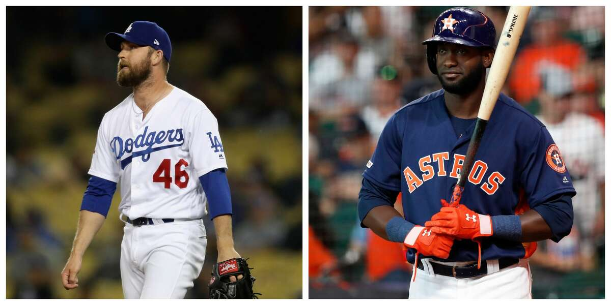 ASTROS WON THE TRADE 8/1/2016 Traded P Josh Fields to Dodgers for OF Yordan Alvarez It's early, but this may end up challenging 1990's Larry Andersen for Jeff Bagwell deal as the best trade in franchise history. At the very least, the Astros got a key part of their 2019 offense for a middling reliever, who was toiling in AAA Fresno for the Astros.