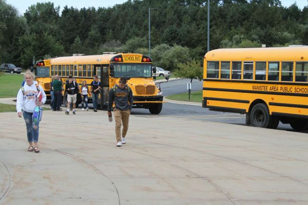 The start of another school year means drivers need to be aware of being driving safely around areas where students are picked up or dropped off. Motorists should always stop when buses red flashers are blinking.