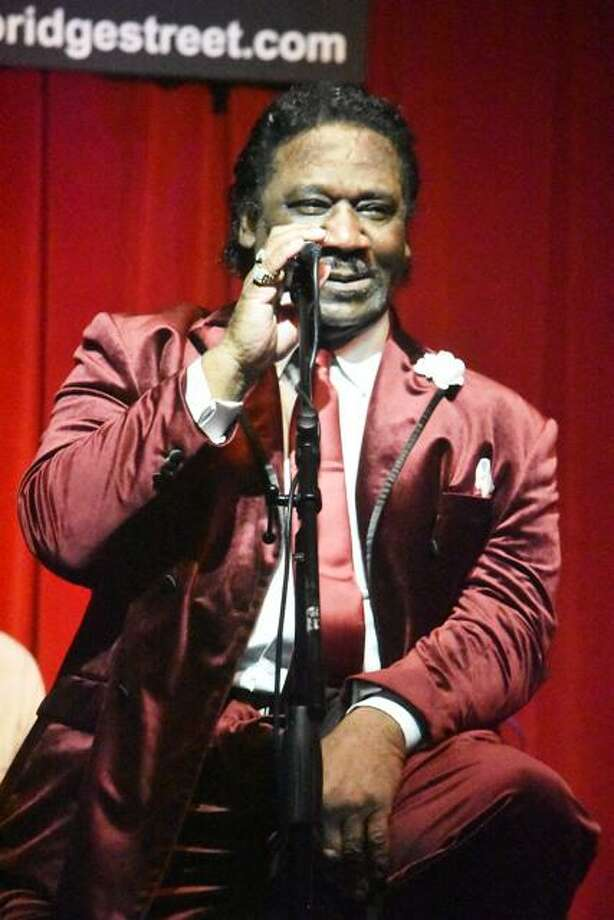 Mud Morganfield heads The Stafford Springs Blues Fest Photo: Domenic Forcella / 2016