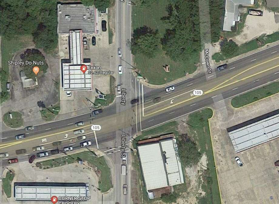 Montgomery is planning to install a southbound and northbound turn lane on FM 149. The city is working with Texas Department of Transportation and Exxon to be able to move forward with the project. Photo: Submitted Photos / Submitted Photos