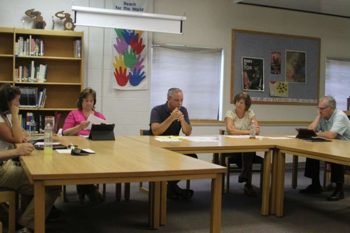 The Kaleva Norman Dickson Board of Education heard a report on Monday about risking enrollment numbers.