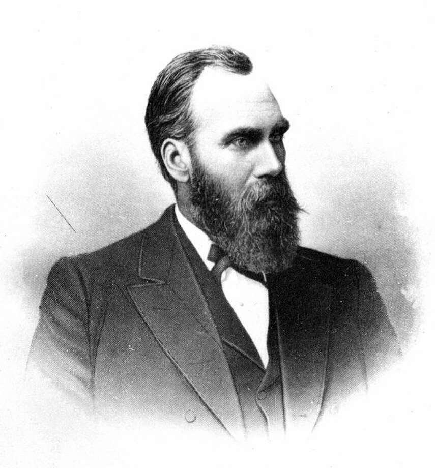Gen. Byron M. Cutcheon was one of the people to provide a first-hand account of the Great Fire of 1871.