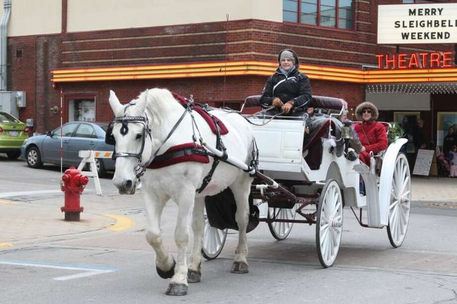 The Victorian Sleighbell Parade and Old Christmas Weekend is a holiday favorite far and wide.