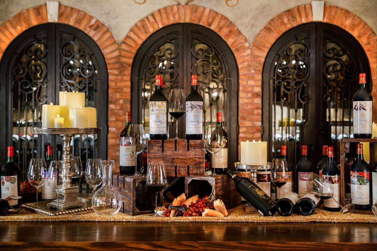 Say cheers to 43 vintages of Chateau Mouton Rothschild by the Magnum.
