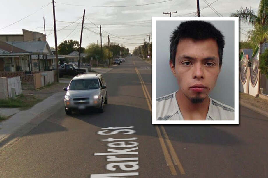 A man has been arrested for making a false report to police, according to Laredo PD. Photo: Courtesy