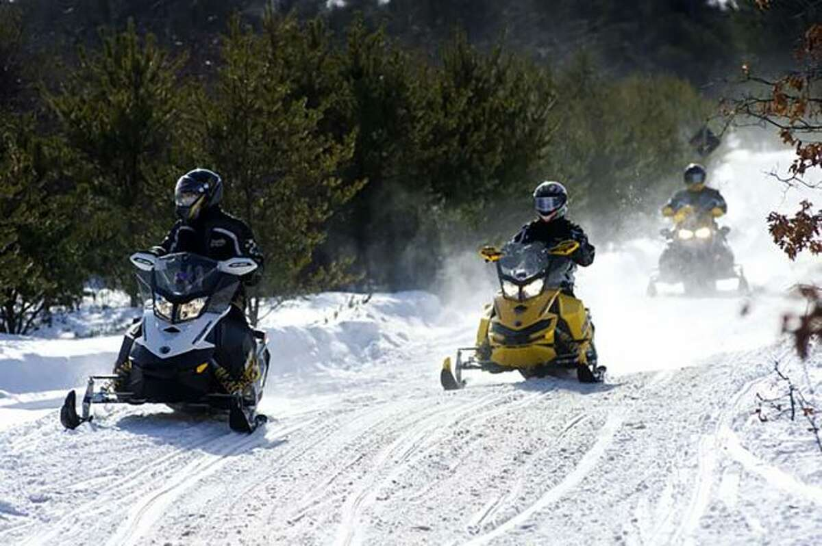 The new, highly anticipated Snowmobile Trail No. 37 in Wexford and Manistee counties has opened for the 2016-17 snowmobile season. The 16.5-mile snowmobile trail, which runs from Yuma to Copemish, connects the trail systems near Cadillac to trails north in Benzie, Manistee and Leelanau counties.