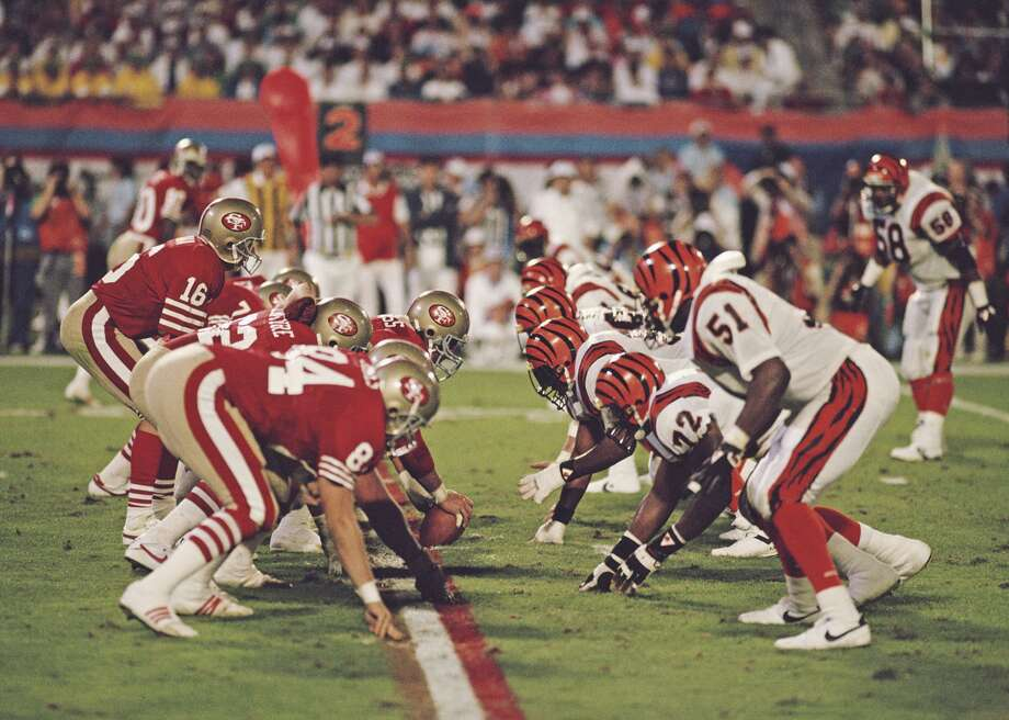 >> Click through to find what monumental NFL football event occurred on the year you were born — plus 99 others. Photo: Rick Stewart // Getty Images