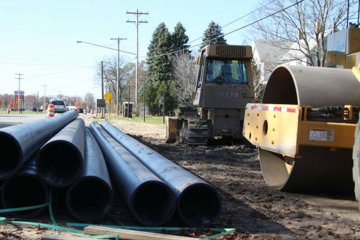 One of the projects the Government Meeting had a lot cooperation between local governments taking place on was the US 31 Sewer project in 2015.