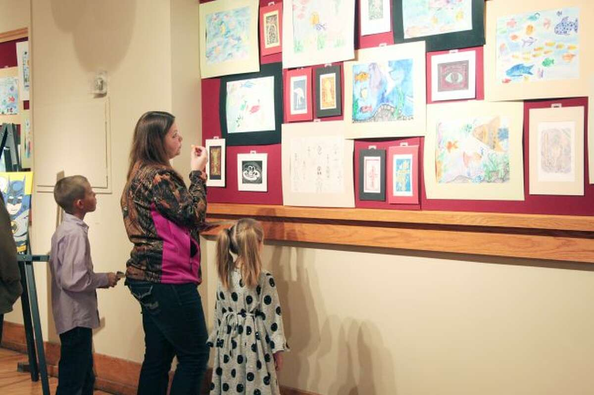 The Manistee Art Institute is looking for a new permanent home to hold its are shows in 2017. The 2016 Student Show in December during the Victorian Sleighbell Parade and Old Christmas Weekend was the last one to be held at the Ramsdell Theatre.