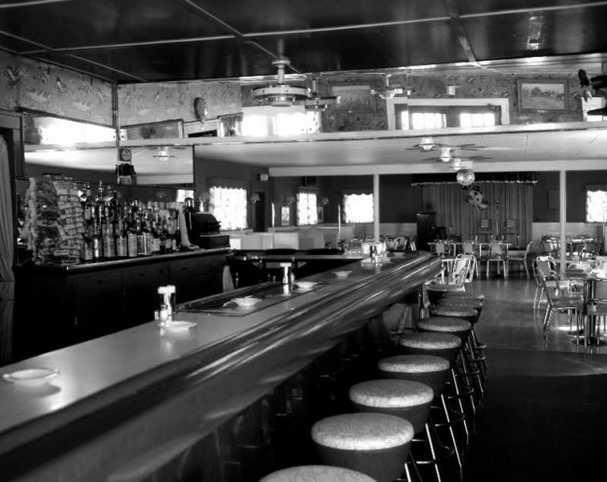 An interior view of the Sleepy Owl Tavern formerly located at 237 Parkdale Ave.