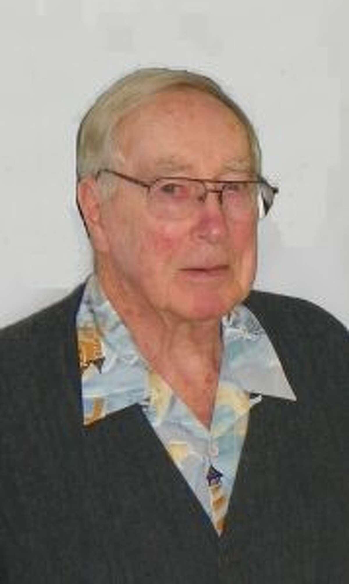 Donald Ralph Harter