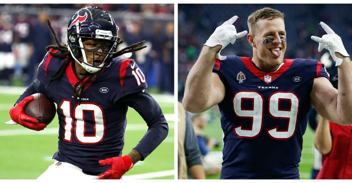 New Cardinals teammate DeAndre Hopkins and J.J. Watt won't have to wait long to get a crack at their former Texans squad, with Houston slated to play Arizona this fall.
