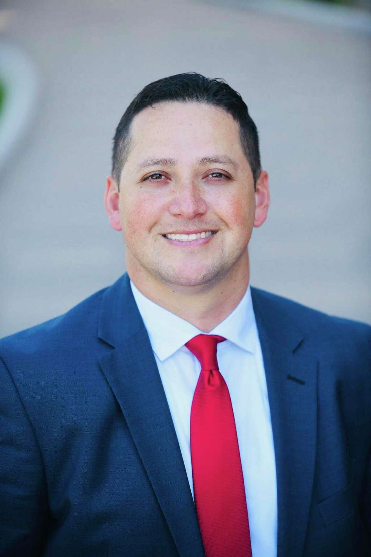 U.S. District 35 candidate Tony Gonzales is completing 20 years in the Navy.