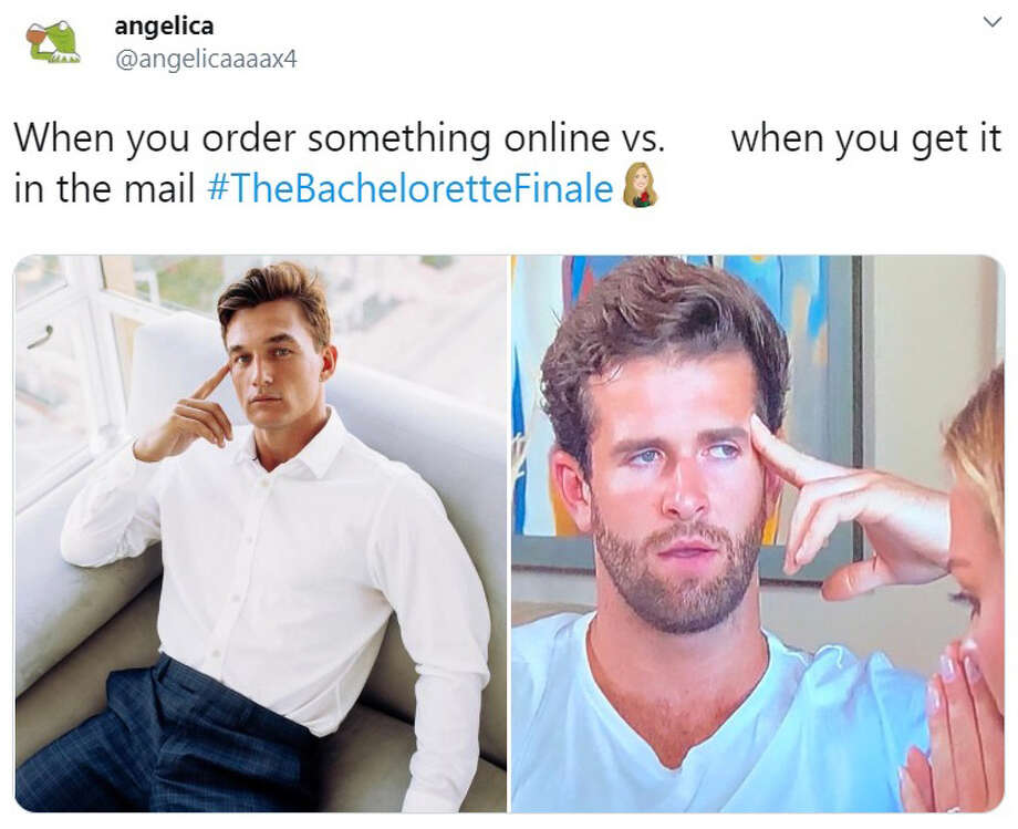 Best memes from the shocking finale of 'The Bachelorette