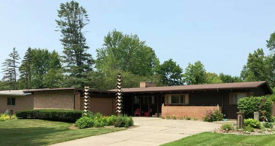 The Roberts (Winslow) residence, at 818 W. Meadowbrook Drive, built in 1960, James Robertson and Jim Roberts. (photo provided)
