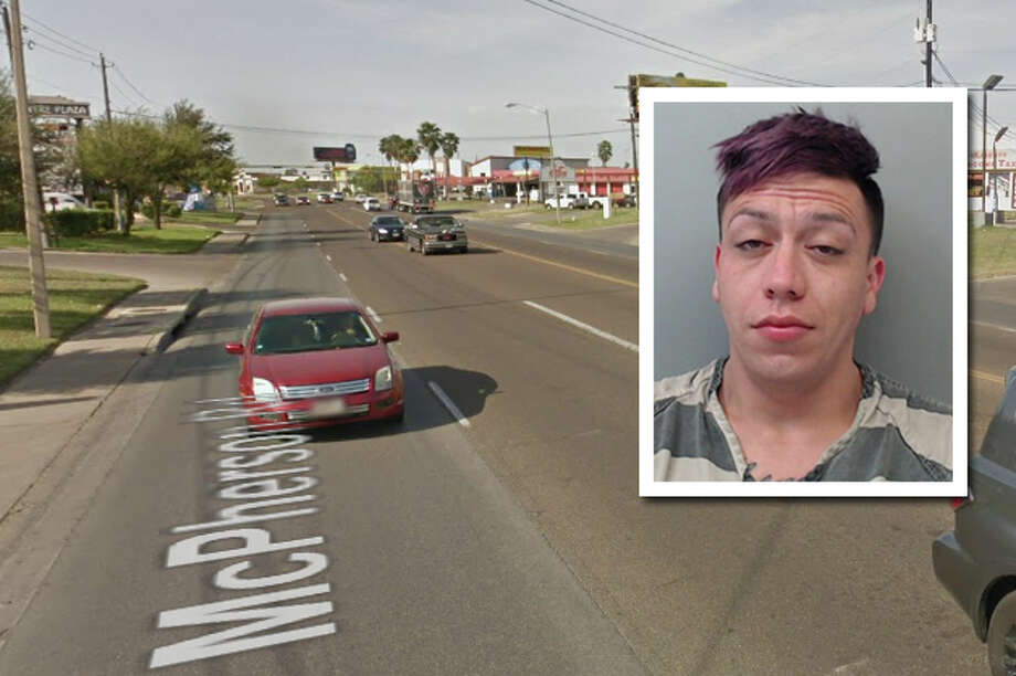 A man featured in the Laredo Crime Stoppers most wanted list has been arrested. Photo: Courtesy
