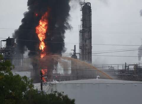 37 people injured from explosion at Exxon Mobil plant in Baytown