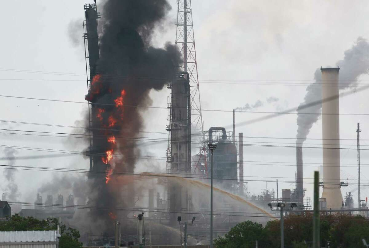 Exxon Mobile Olefins Plant exploded on Wednesday , July 31, in Baytown.