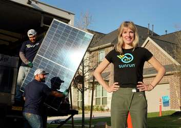 Rooftop solar company sees brighter days in Texas