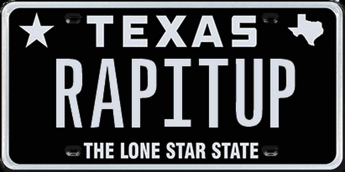 >>Check out the most offensive, disturbing, gross, clever and humorous rejected Texas license plates from 2018.