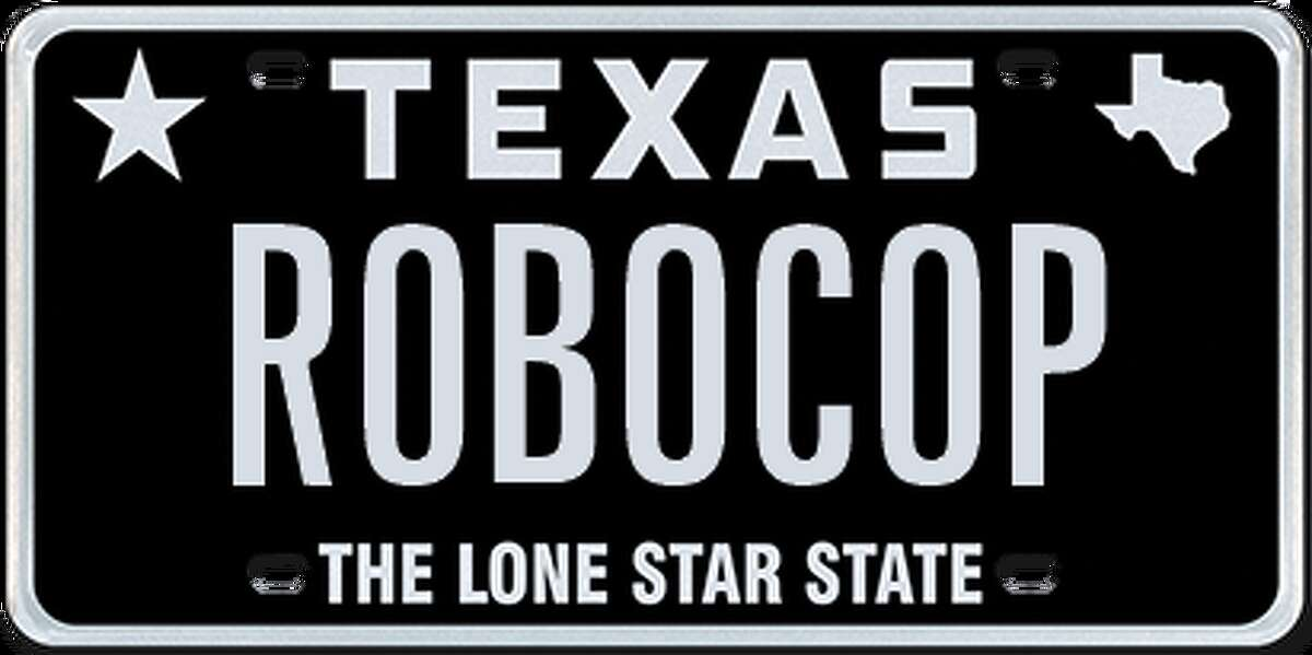 These are some of the proposed personalized license plates rejected by the state of Texas in 2019