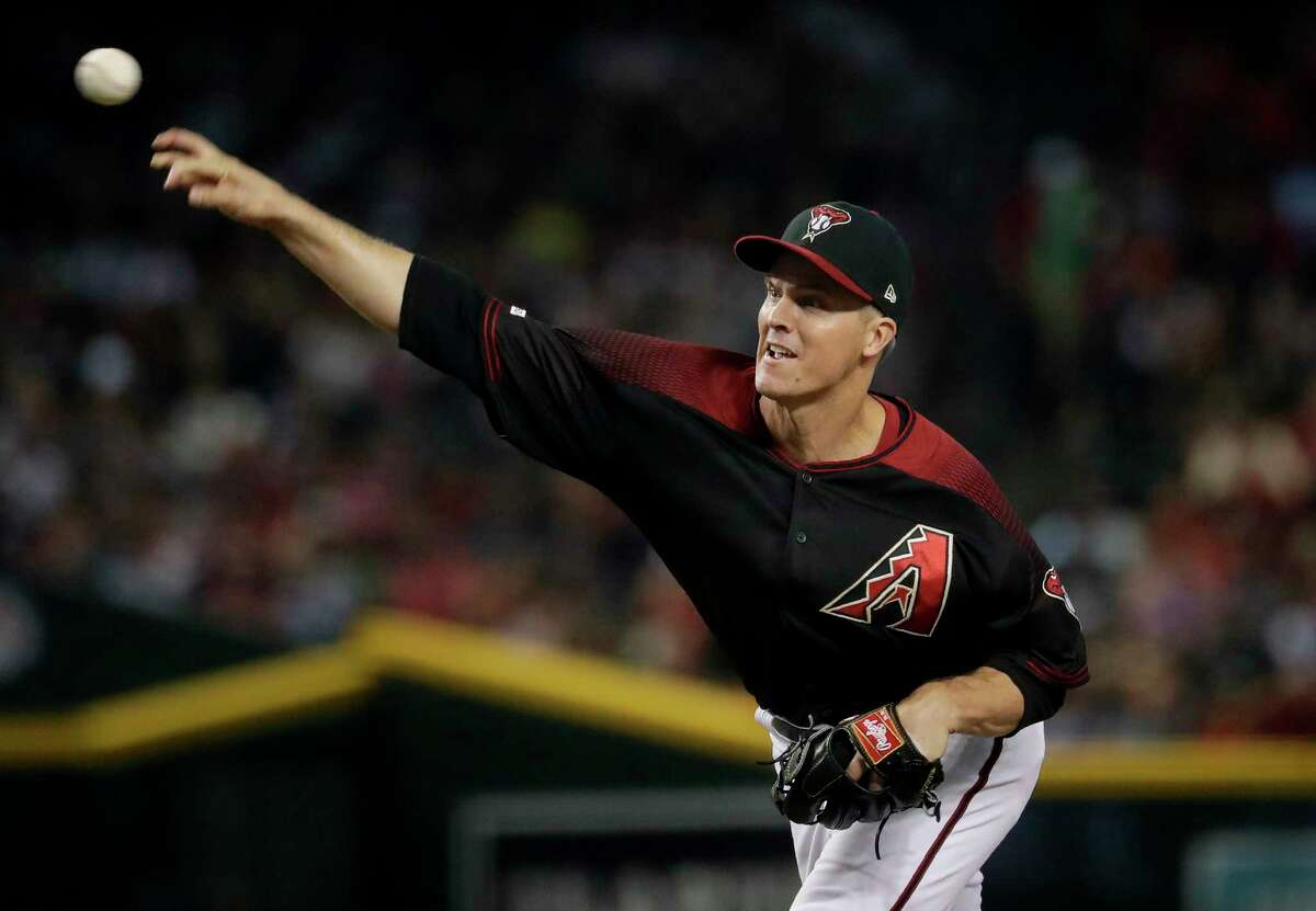 Pitching repertoire The 35-year-old Greinke isn't as overpowering as he was early in his career, but he still throws in the low 90s and has an array of off-speed pitches that baffles hitters.