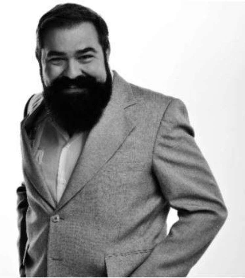 Comedian Ed Reggi