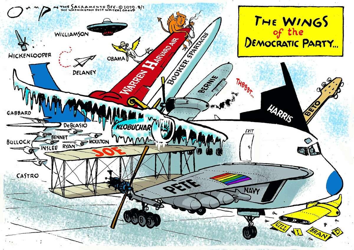 Jack Ohman cartoon