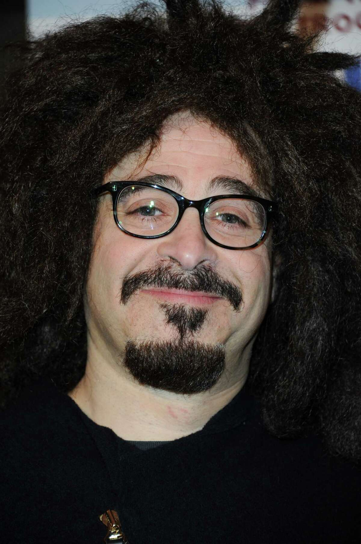 """Adam Duritz attends the LA premiere of """"Freeloaders"""" at the Sundance Sunset Cinema on Monday, Jan. 7, 2013 in Los Angeles. (Photo by Richard Shotwell/Invision/AP)"""