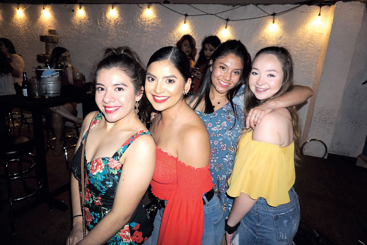 Photos: Laredoans caught partying out in the border nightlife
