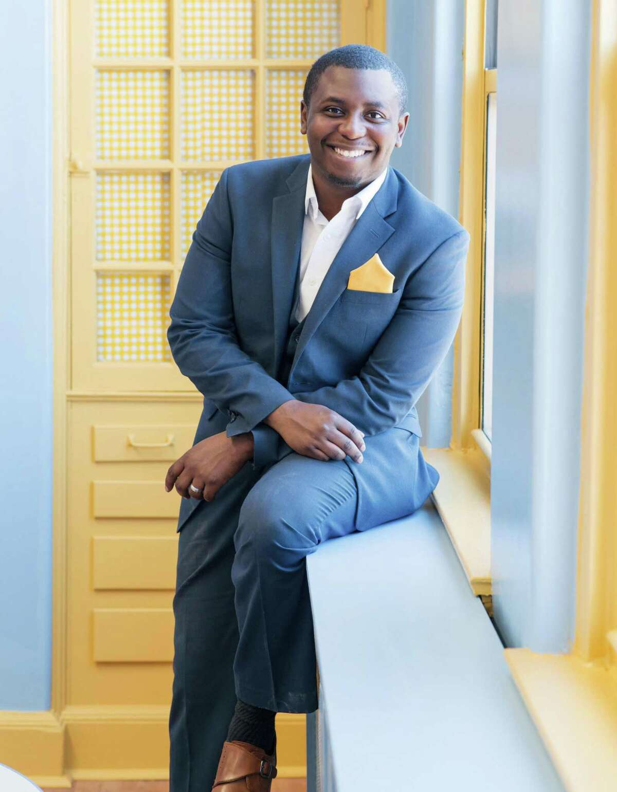 Fritz Chery, Stamford Board of Education candidate