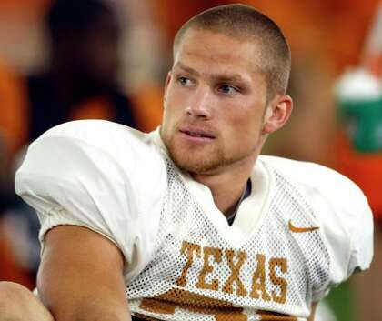 Blake Gideon Brings Fight To Uh Coaching Staff Houstonchronicle Com