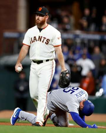 MLB investigating ex-Giants reliever Sam Dyson for alleged domestic violence, animal abuse