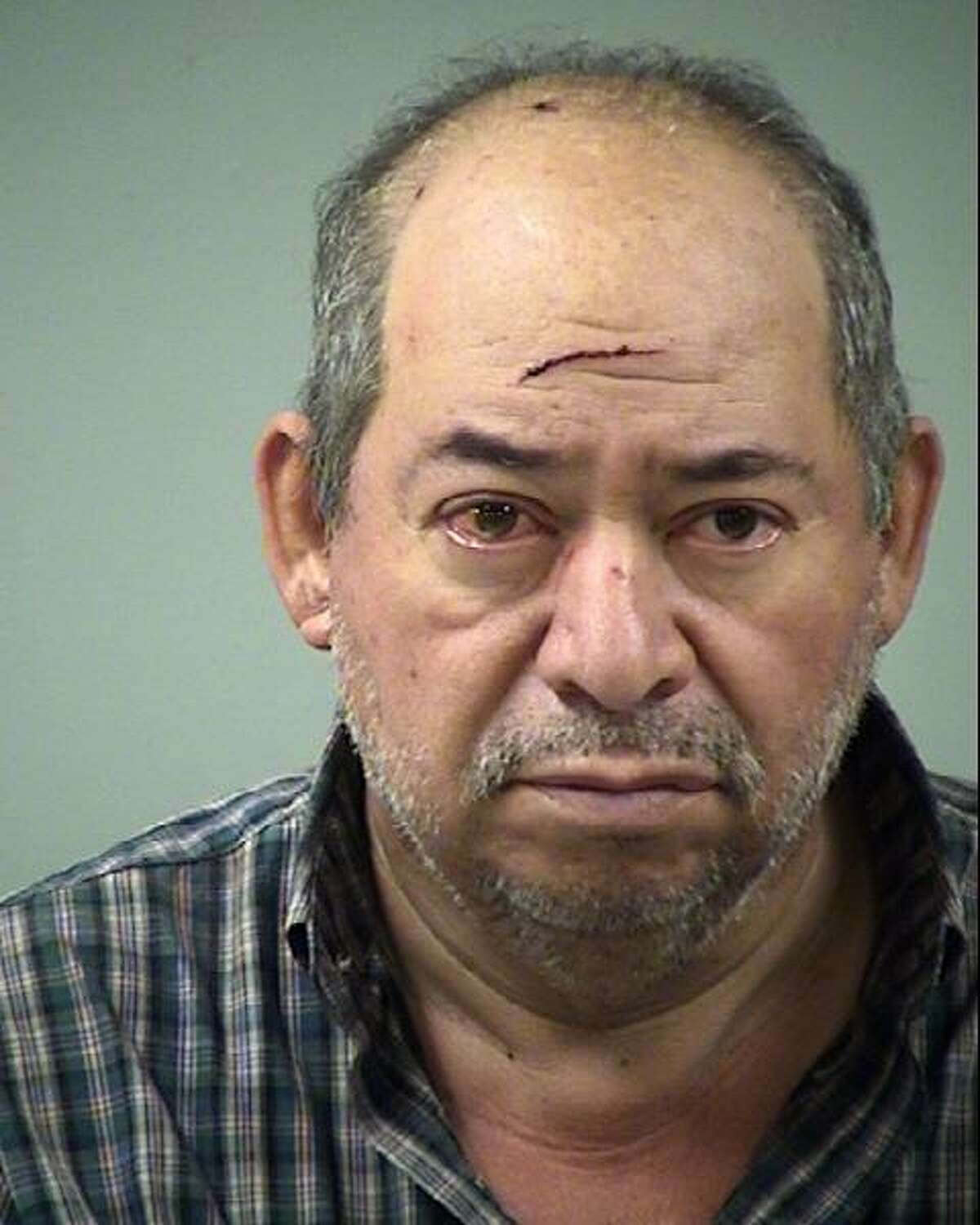 Jose Baca-Olivares, 58, who had four active felony warrants, died during an officer-involved shooting at the Texas Diabetes Institute-University Health System in the 2700 block of San Luis Street at 9 a.m. on Wednesday, July 31, 2019, U.S. Marshal Public Information Officer Chris Bozeman said.