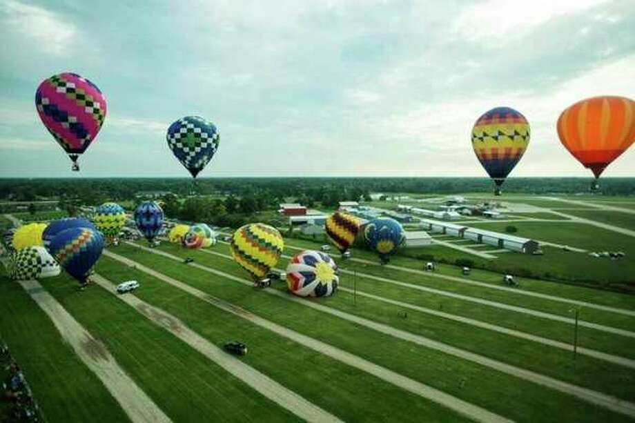 Aug. 1-3: Midland Riverdays Festival and Midland Balloon Fest takes place in downtown Midland. It's three days of fun, music, food, entertainment, hot air balloons and activities for all ages. (Daily News file photo)