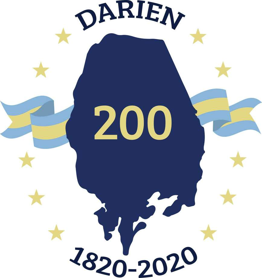 Darien's 2020 anniversary celebration logo Photo: Contributed Photo / / Connecticut Post