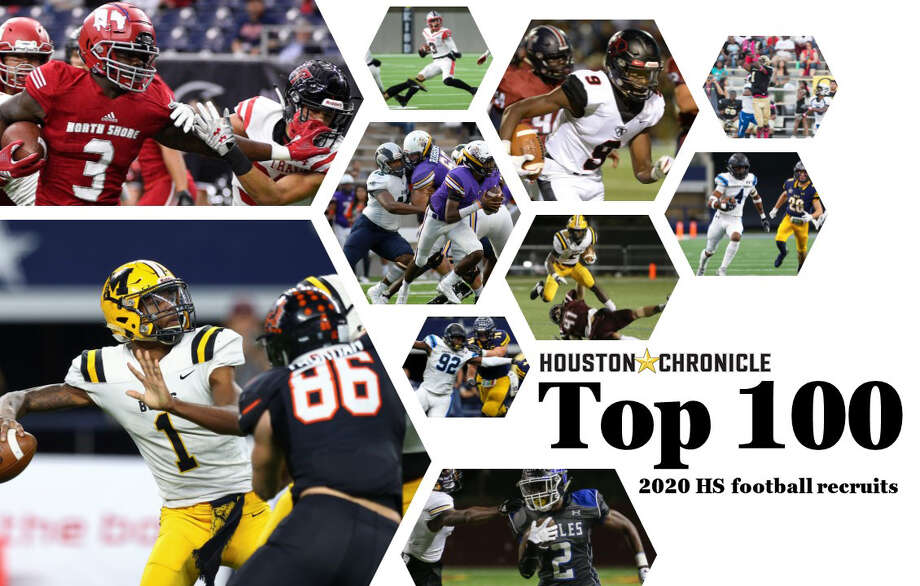 Best Running Backs 2020.Houston S Top 100 High School Football Recruits In Class Of